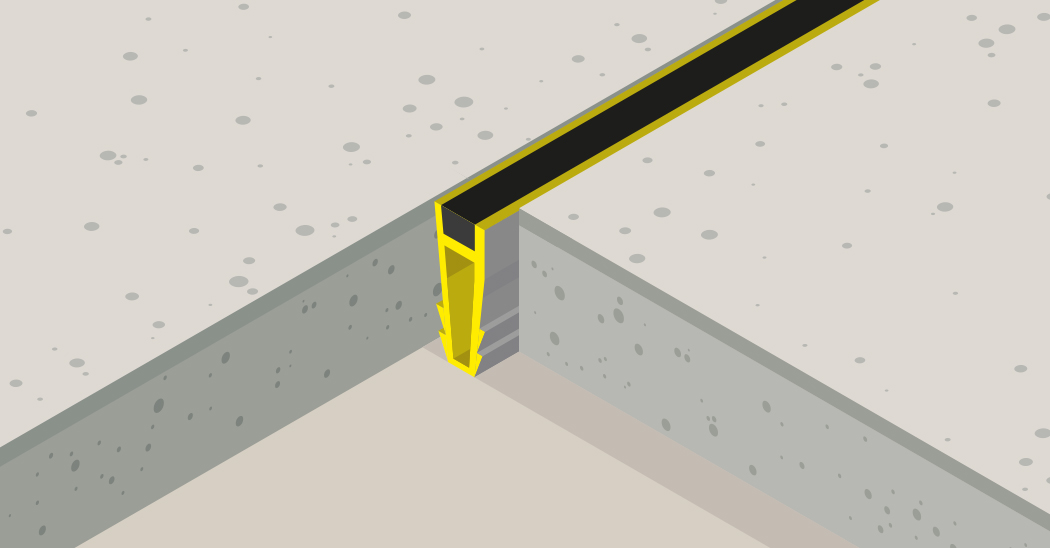 Concrete Expansion Joints Example